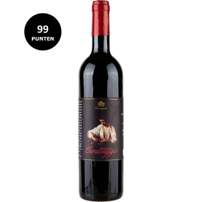 Caravaggio Vino Rosso Emilia